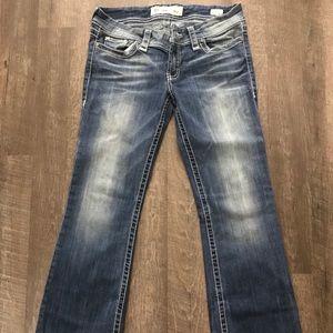 BKE Stella Flare Stretch Jeans